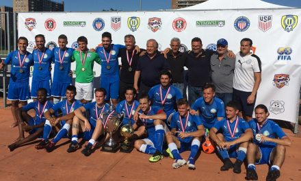 THE THIRD TIME IS A CHARM: Pancyprian Freedoms become 1st time to capture Rapaglia Cup 3 times