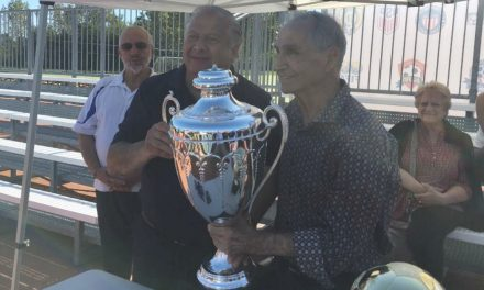 AN ANNUAL QUEST: Pancyprians Freedoms' cups are always running over