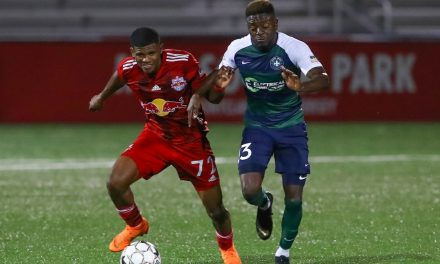 BEATEN IN ST. LOUIS: Red Bull II blanked on the road, 2-0