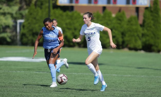 OVERCOMING A DEFICIT: Hofstra women rally for 2-2 draw