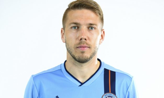 GOING FOURTH: NYCFC's Tinnerholm finishes 4th in MLS defender of year balloting