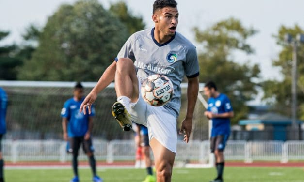 THE LOAN IS OVER: 4 Cosmos players return home from Detroit