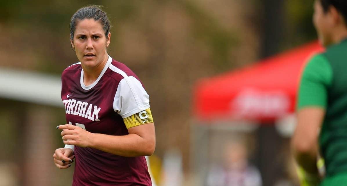 NEW CHALLENGE: Fordham grad Maksuti joins Albanian women's national team