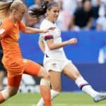 A PERFECT TRIP: USWNT blanks France for a successful Euro sojourn