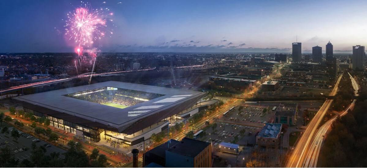 HELLO COLUMBUS: Crew SC unveils renderings of new stadium