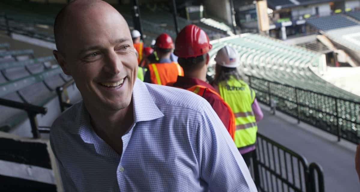 A NOT SO FINE TIME: MLS slaps Paulson with $100K fine