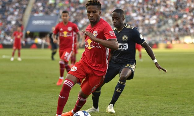 KYLE TO THE RESCUE: Duncan's performance helps Red Bulls snap losing streak