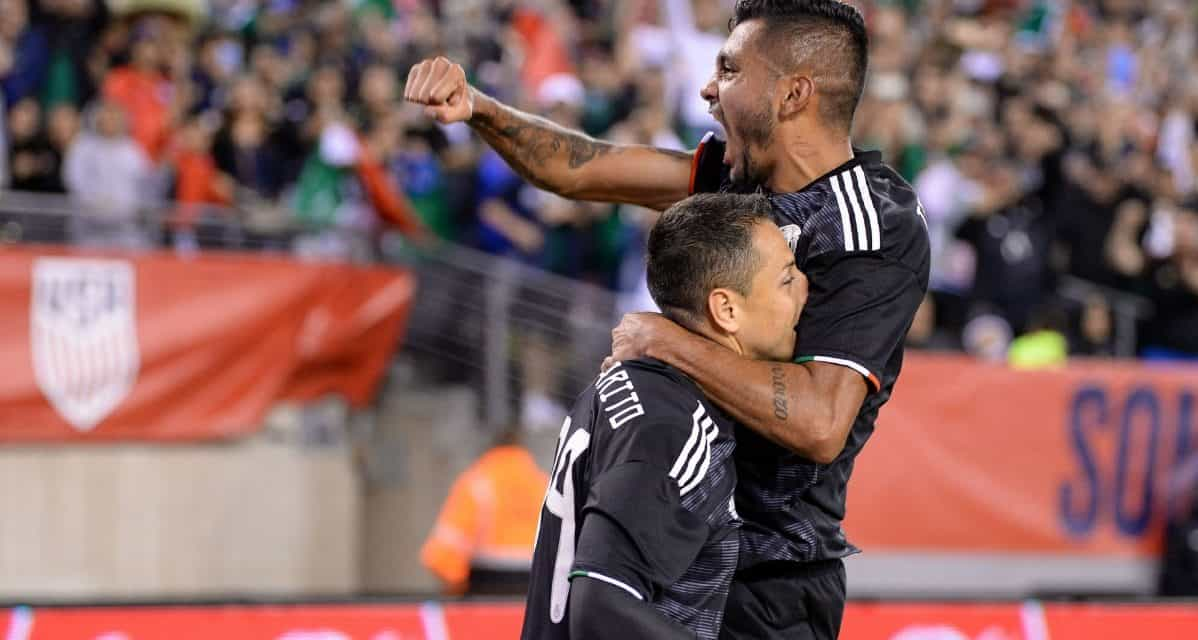 DON'T ASK: Mexico rolls over USMNT, 3-0