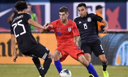PULISIC'S TAKE: 'We still play with fear against them'
