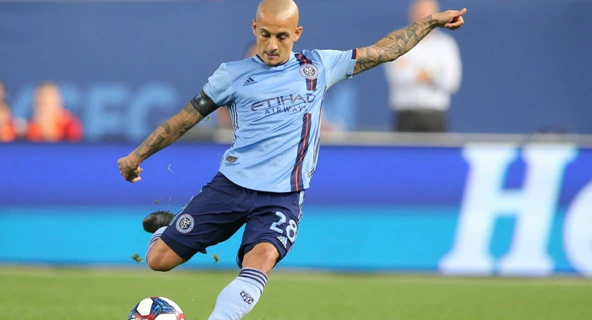 HE WON'T GET FOOLED AGAIN: Johnson dives right way to deny Toronto PK, save a draw for NYCFC