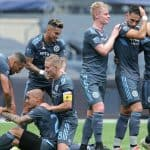 GRINDING IT OUT: Without Heber and Moralez, NYCFC earns a 2-1 win