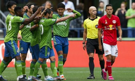 THIRD TIME IS NOT A CHARM: Late own goal dooms Red Bulls, losers of three straight
