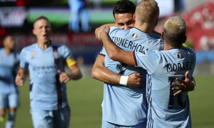A COSTLY DRAW: NYCFC ties in Dallas, but loses Tinnerholm, Parks