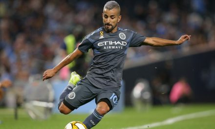 MAXI IS THE MAX: Moralez leads all NYCFC players in salary