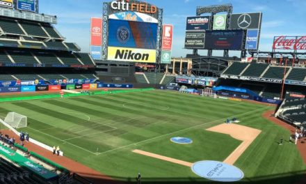 HOME-FIELD ADVANTAGE?: NYCFC confident as it hosts Toronto FC in conference semis at Citi Field
