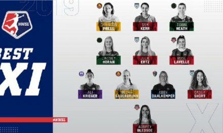 LEAGUE'S FINEST: NWSL names Best XI and Second XI