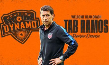 IT'S OFFICIAL: Dynamo name Ramos head coach
