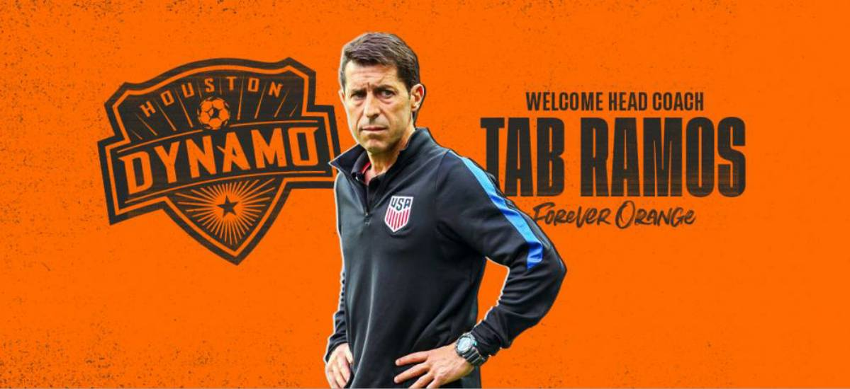 IT'S OFFICIAL: Dynamo name Ramos head coach