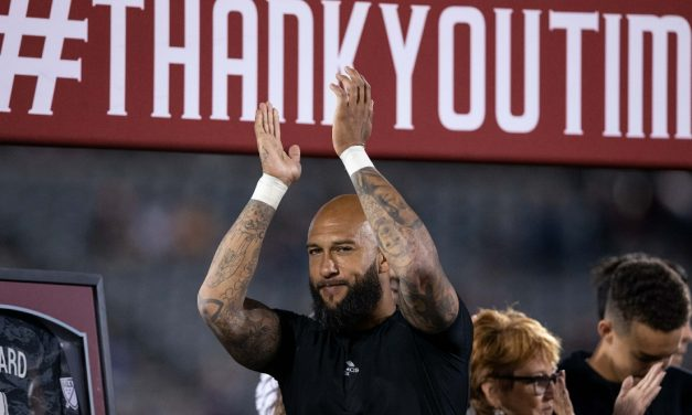 OFFSIDE REMARKS: Tim Howard, an appreciation