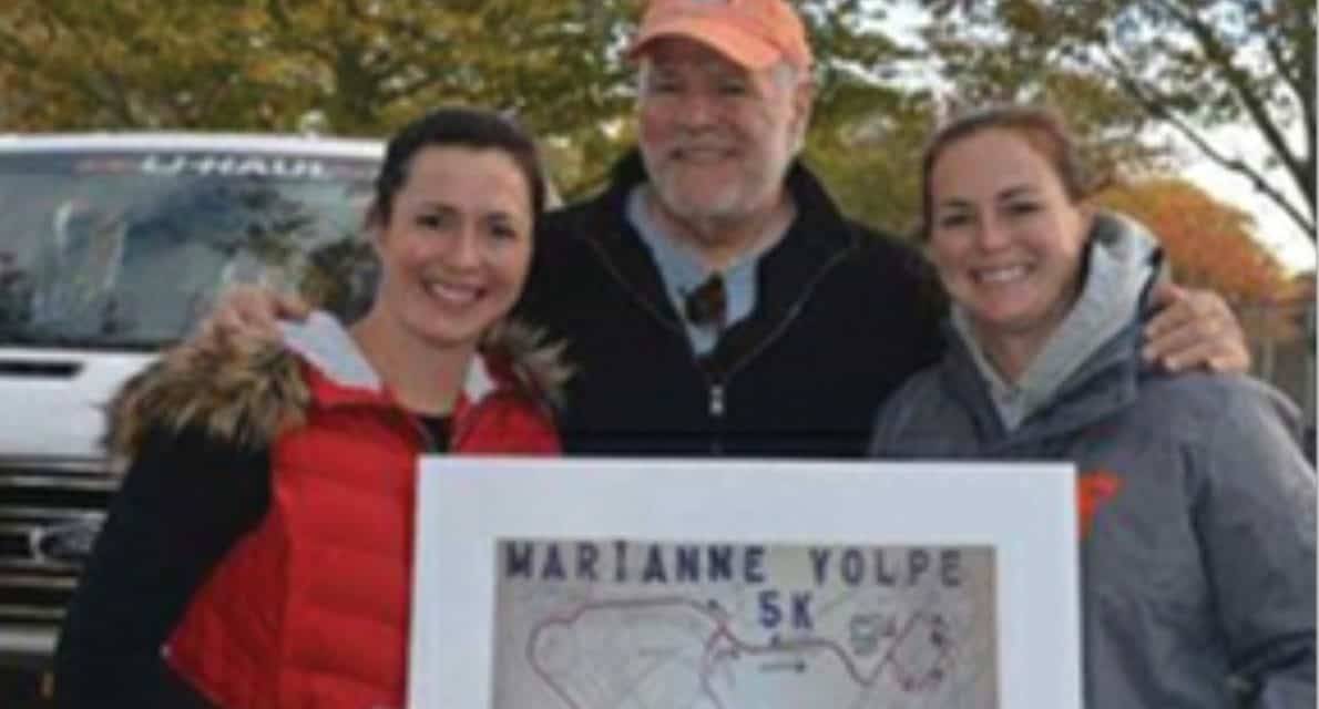 GOING VIRTUAL: You can participate in the Marianne Volpe 5K Run