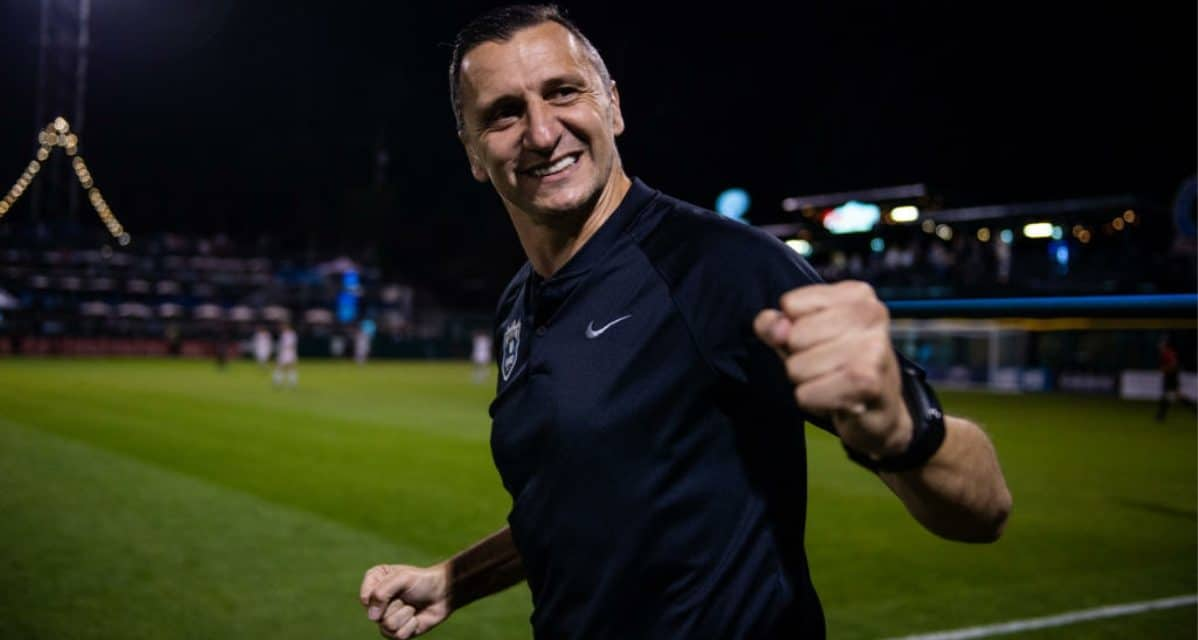 THE NEW BOSS: Andonovski named USWNT head coach