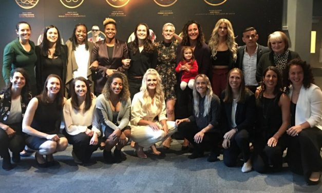 FINDING SOME FAME: Canadian Olympic Hall honors women's team that won 2012 bronze medal