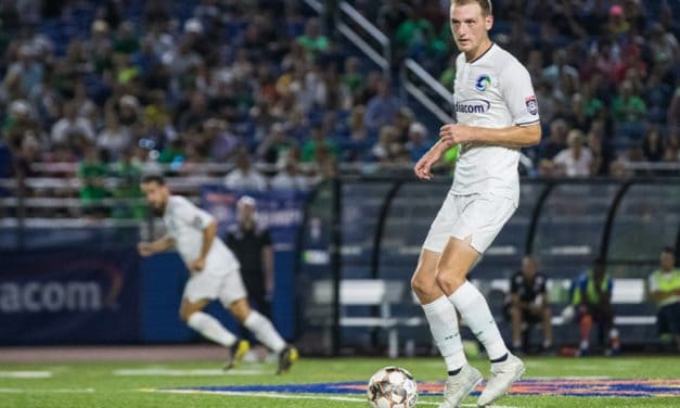 SIGNED AND LOANED: Cosmos re-sign Lewis, Barone, who will play for Detroit City in the spring