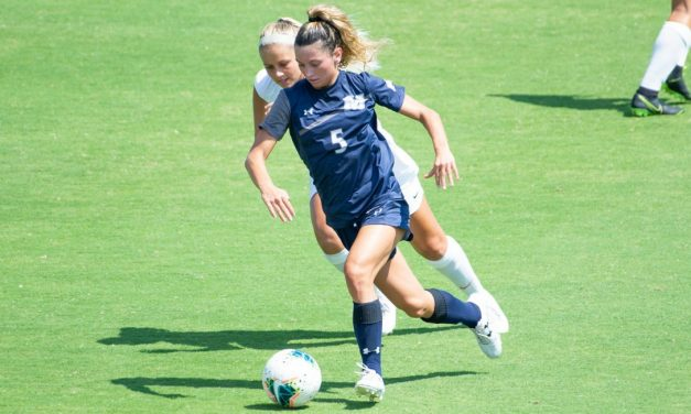 SOME EXTRA EFFORT: Palladino's OT goal lifts Monmouth women