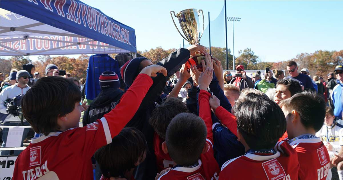 CHAMPIONSHIP SUNDAY: NJ Youth Soccer to crown fall State Cup champions