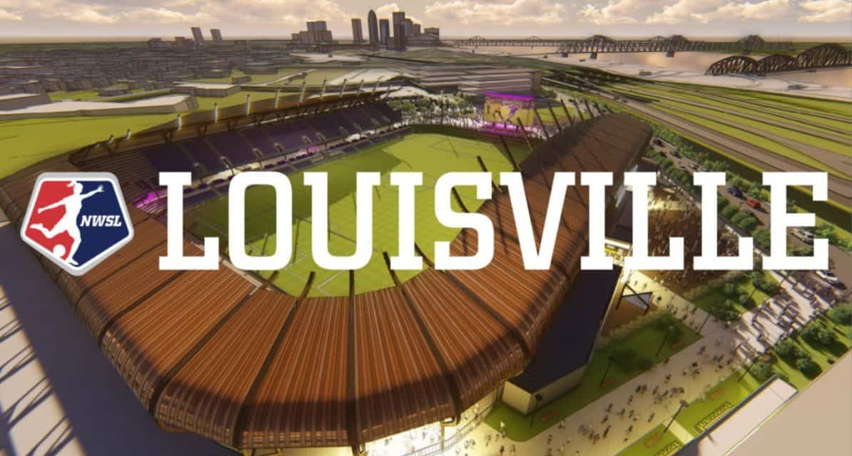 A NEW KENTUCKY HOME: NWSL expands to Louisville for 2021