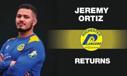 LOOK WHO'S BACK: Ortiz returns to the Lancers