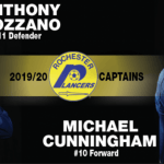 EMBRACING A NEW ROLE: Cunningham ready to grow as Lancers' co-captain