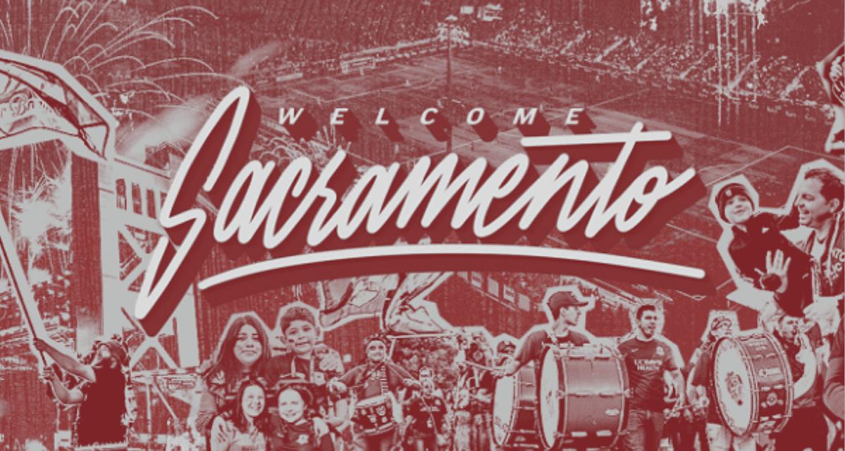EXPANDING LEAGUE: Sacramento awarded MLS team as league's 29th club