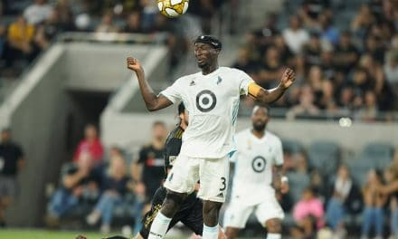 THEY LIKE IKE: Minnesota United's Opara MLS defender of the year