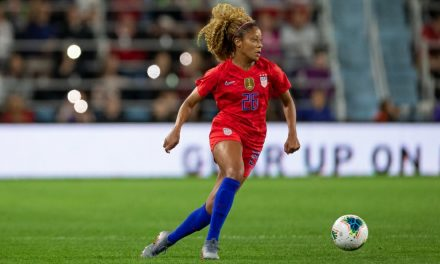 COMING UP SHORT: Red Stars defender added to USWNT for 2nd South Korea match