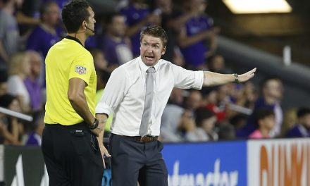 SACKED: Orlando's O'Connor the first coaching casualty of the MLS postseason