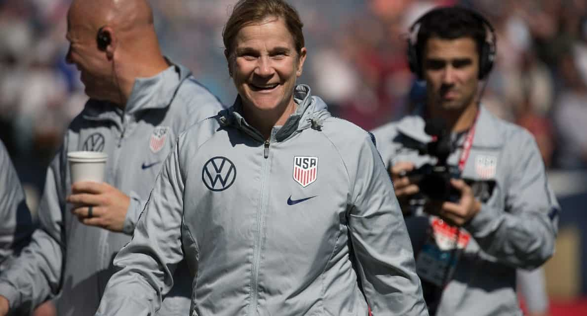ONE LAST TIME: Ellis talks after her final game as USWNT coach