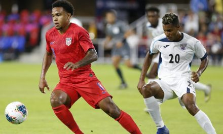 OUT OF THEIR (NATIONS) LEAGUE: USMNT roll over Cuba in its opener behind McKennie's hat-trick