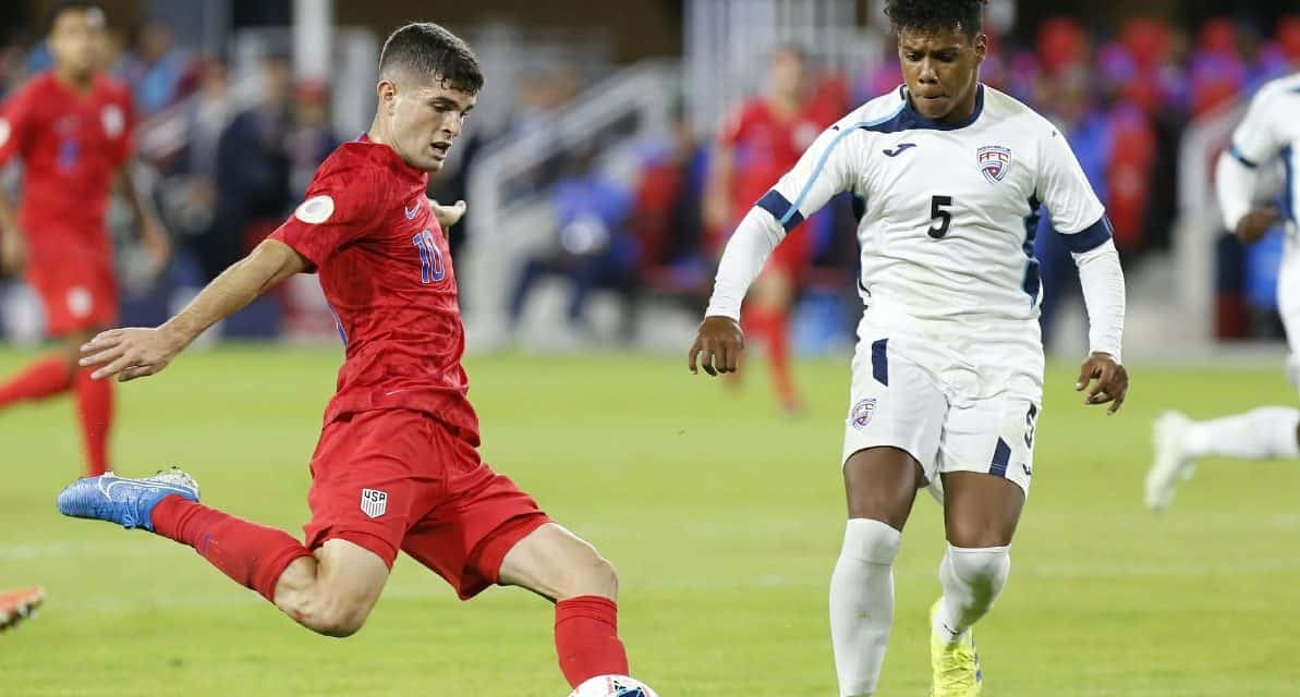 HATS OFF: Pulisic records 1st goal, hat-trick for Chelsea