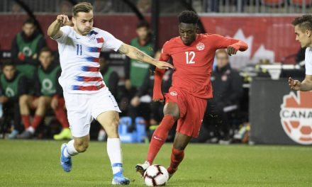 WOE, CANADA: USMNT lose to Maple Leafs for 1st time since 1985