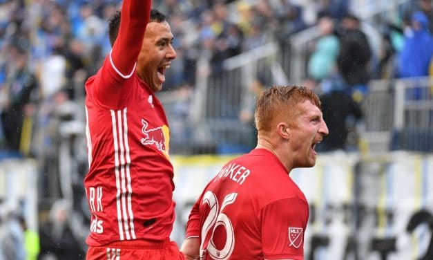 A COMEDOWN OF EPIC PROPORTIONS: Red Bulls squander 2-goal lead as they are ousted in MLS playoffs yet again