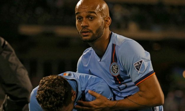 END OF THE LINE: Defensive mistakes eliminate NYCFC in conference semis