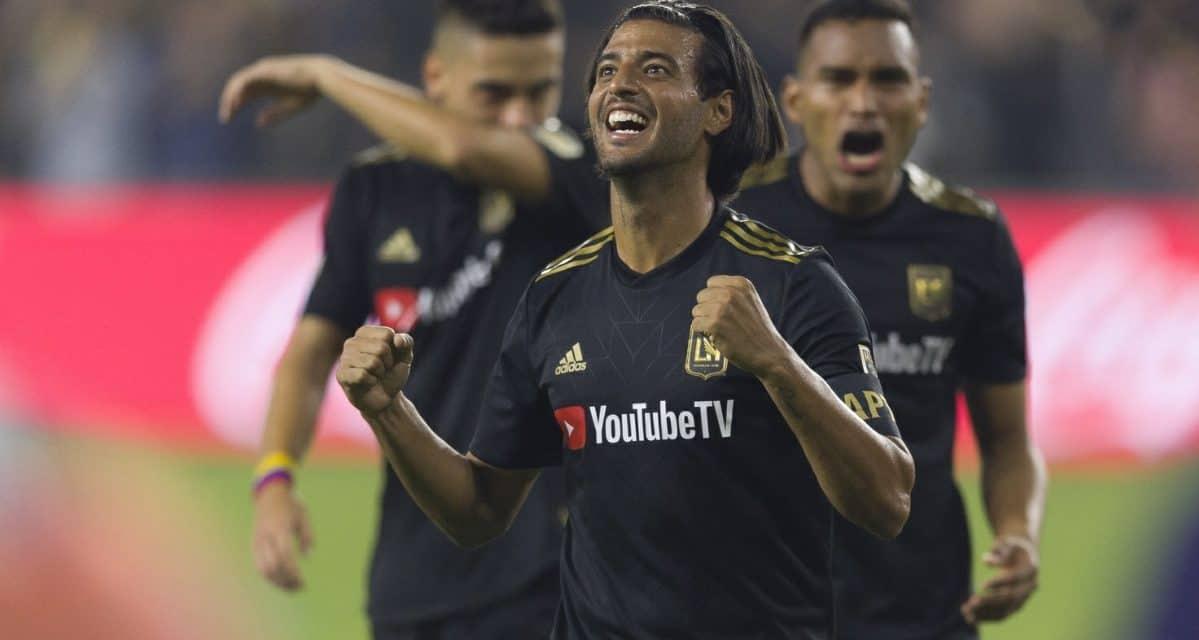 FINAL FOUR: Atlanta, Toronto, LAFC, Seattle reach MLS semis