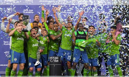 ONTO THE FINAL: Sounders FC stun Supporters Shield champions LAFC to reach MLS Cup