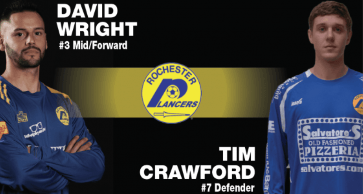 ADDING TWO MORE: Lancers sign Crawford, Wright
