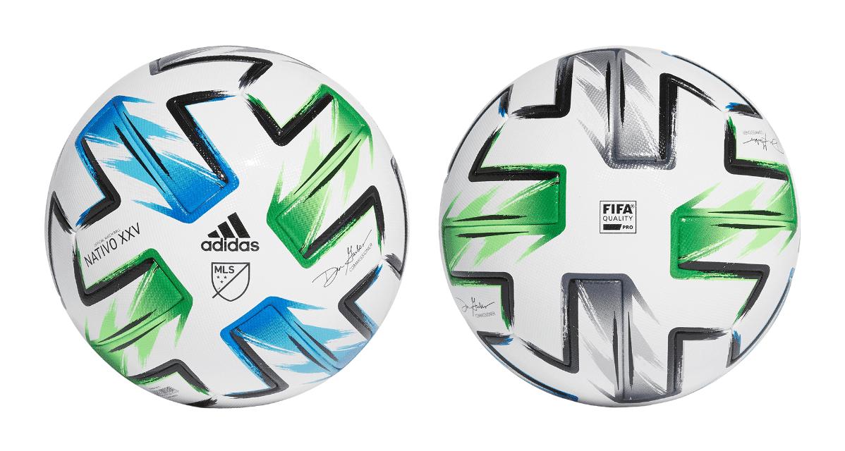 HAVING A BALL: MLS unveils new ball for 2020 season