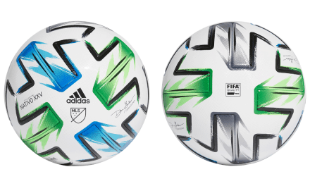 HAVING A BALL: MLS unveils new ball for 2020 season