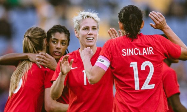 CHASING ABBY: Sinclair moves within one goal of Wambach's record