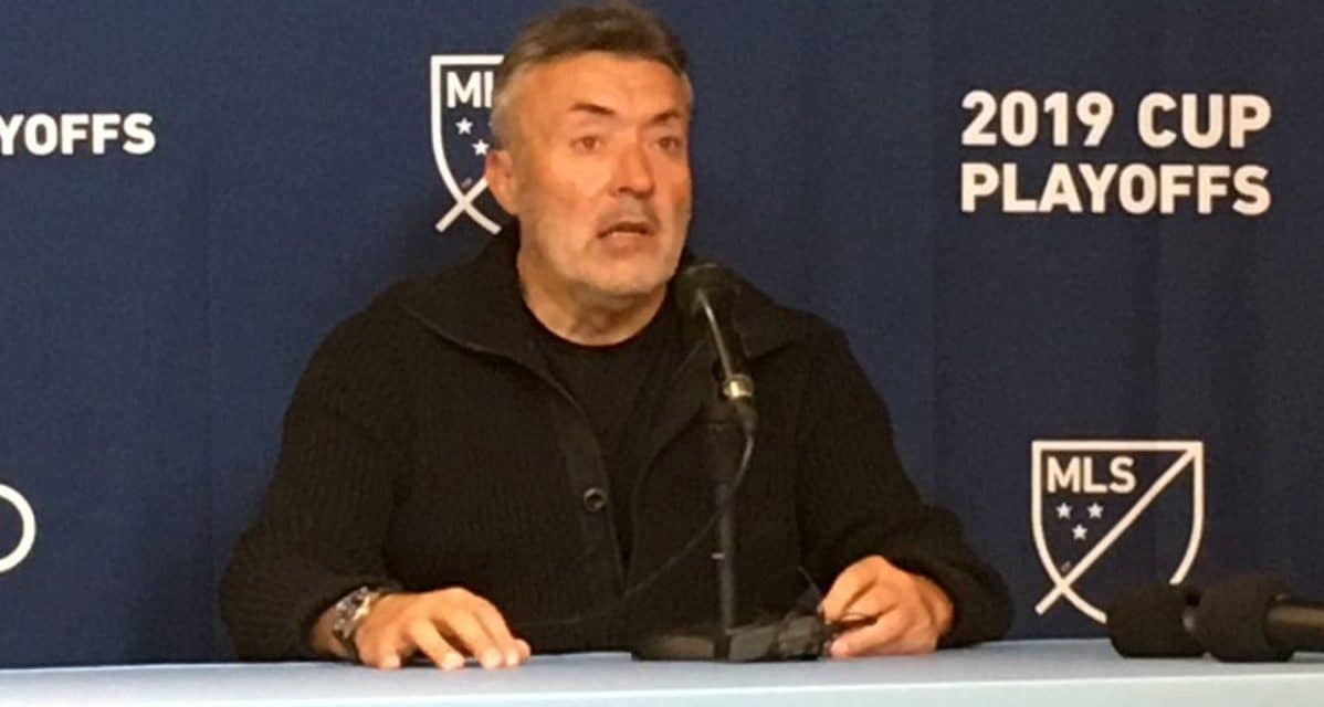 HEADING FOR THE EXIT?: Report: Torrent will leave NYCFC