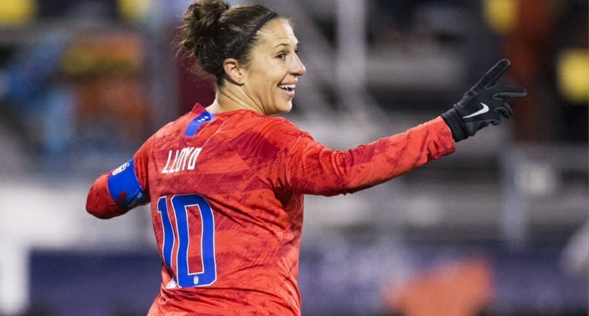 A WINNING DEBUT: USWNT holds off Sweden to give Andonovski a victory in his first game